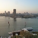 Nile River view from my room.