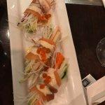 susahi appetizer