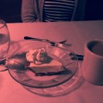 Key Lime Pie and Coffee