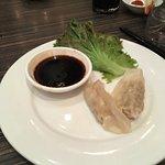 Steam pork dumplings