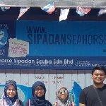 Seahorse Sipadan Scuba Lodge Photo