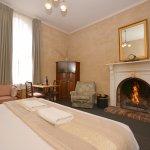 Heritage Fireplace room