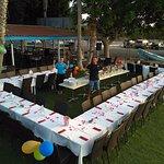 Private party prep!