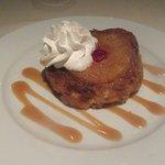 Pineapple Short Cake, Roaring Fork, Scottsdale, Arizona