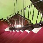 Cade d'escalier