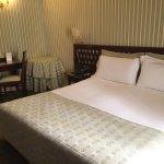 Room 205 - spacious, quiet, clean.
