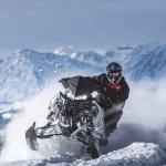 A snowmobile is a fast and exciting way to get around in the Arctic. Buy or rent it with IGP.