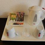 set for tea & coffee