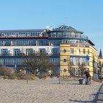 Foto de Strand-Hotel Huebner