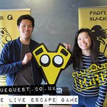 WE ESCAPED!.....just about...
