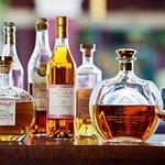 After dinner? A beautiful range of Cognac, Armagnac & Calvados.