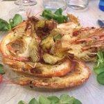 Cena meravigliosa! Pesce freschissimo e ottimi i sapori!