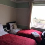 Family room -  double & single beds