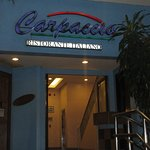 entrance- 7431 Yakal Street, San Antonio Village, Makati City
