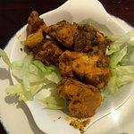 Worst chicken Tikka ever (bad starter)