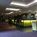 bar area, Doubletree by Hilton, Cambridge