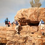 Hike the Fish river canyon with us