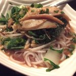 Abalone noodles