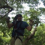 Chiclets Tree Canopy Tour Foto