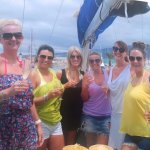 Enjoying our day with Tenerife Sailing Charters