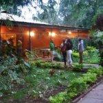 Photo de Octagon Lodge