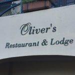 Oliver's sign