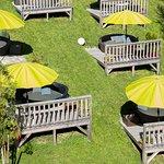 Kuschel-Garten - Romantik & Spa Alpen-Herz