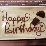 Nice Birthday surprise