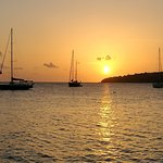 Sunset at Mariners