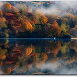 Rydal Lake, 100metres away, is stunning in Autumn
