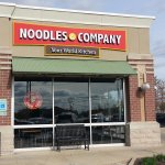 front of Noodles & Company