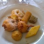 Fritto misto dolce.