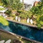 Vue piscine balcon 2