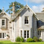 Summer at Kingsmuir House - Peebles