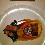 Triple lamb dish - simply superb