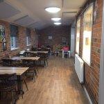 Restaurant Seating Area & Kids Play Corner