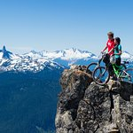 Biking in Whistler Photo by Mike Crane