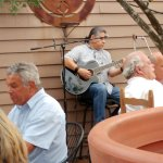 Outdoor Patio offers live music
