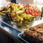 Rowleys Bay Restaurant - Breakfast Buffet served daily starting at 7:30am