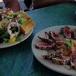 Salad & Tuna
