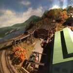 Great HO scale RR using local B&O sites.