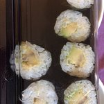 Thanks for the old avo maki and the baby portion. You never know when you getting bad takeaway f