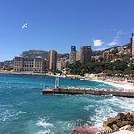 Photo de Monte-Carlo Beach