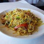 George and Son Asian Cuisine, Phoenix AZ. Singapore Noodle