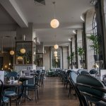 Newly refurbished brasserie