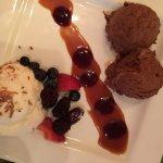 chocolate nut mash, gluten free