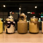 Frappe Ice Blend drinks available in ten delicious flavors!