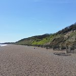 Dunwich Beach and Cafe April 2017