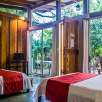 Suite with kitchen - bedroom