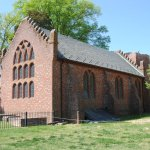 the old church that you can tour